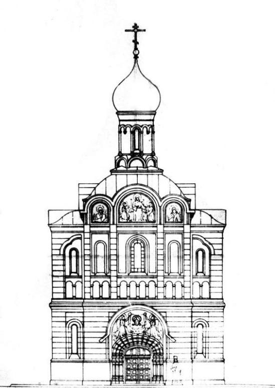 Церкви короцко